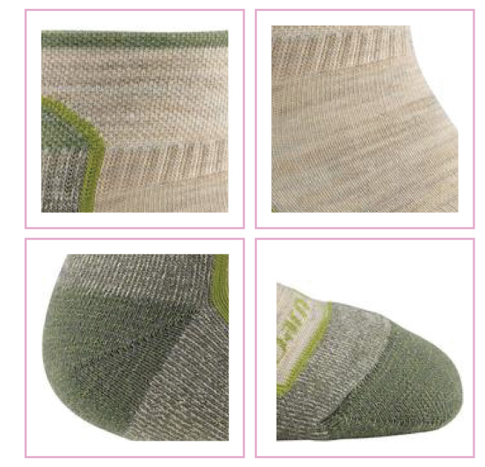 �i���DARN TOUGH�jSoild 1/4 Sock Cushion1/4�����-2�J(S)-�ӫ~²����3