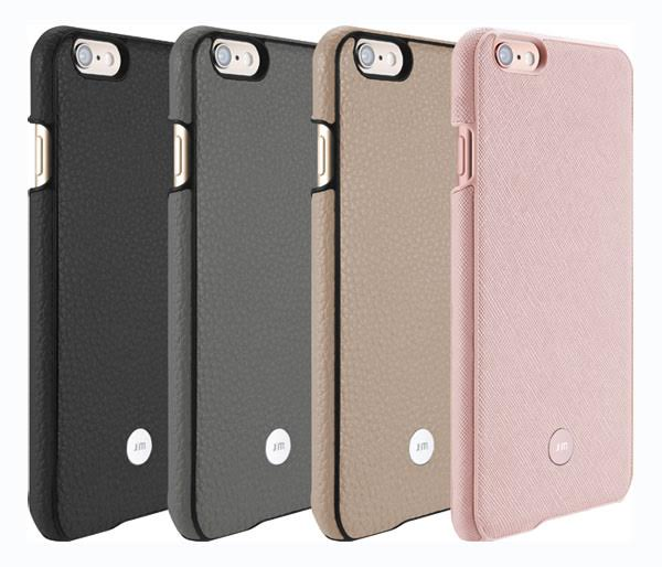 Just Mobile Quattro Back for iPhone 6s/6 �g��u�֭I�\�O�@��(�¦�)-�ӫ~²����1