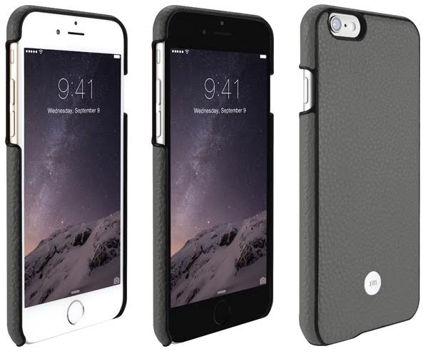 Just Mobile Quattro Back for iPhone 6s/6 �g��u�֭I�\�O�@��(�¦�)-�ӫ~²����4