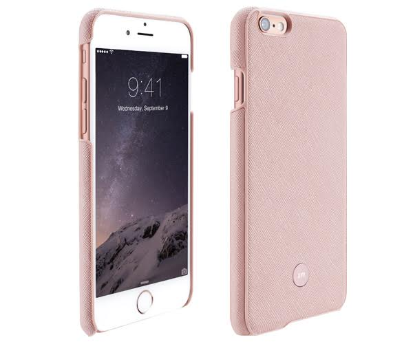 Just Mobile Quattro Back for iPhone 6s/6 �g��u�֭I�\�O�@��(�¦�)-�ӫ~²����5