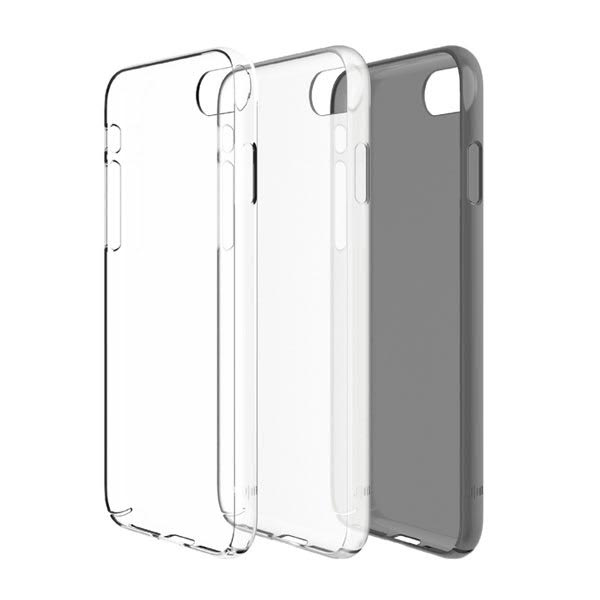 Just Mobile TENC for iPhone 7 Plus 自動修復保護殼(霧透白)-商品規格