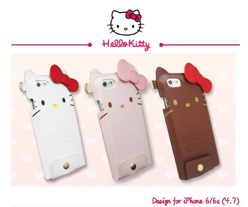 GD iPhone 6 / iPhone 6s Kitty�������֭��O�@�M(�@��)-�ӫ~²����1