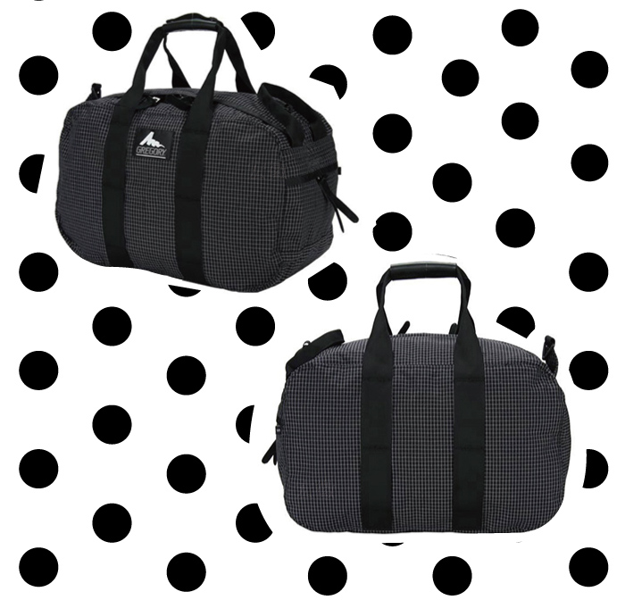 �i���Gregory�jDuffle Bag��t�𶢦��S�]-�g��®�XS-�ӫ~²����2