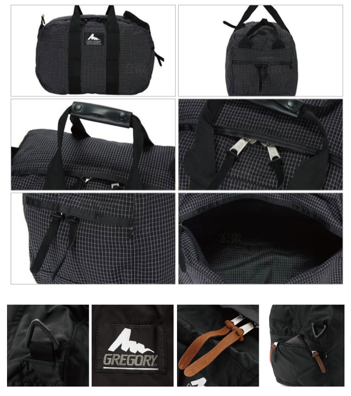 �i���Gregory�jDuffle Bag��t�𶢦��S�]-�g��®�XS-�ӫ~²����3