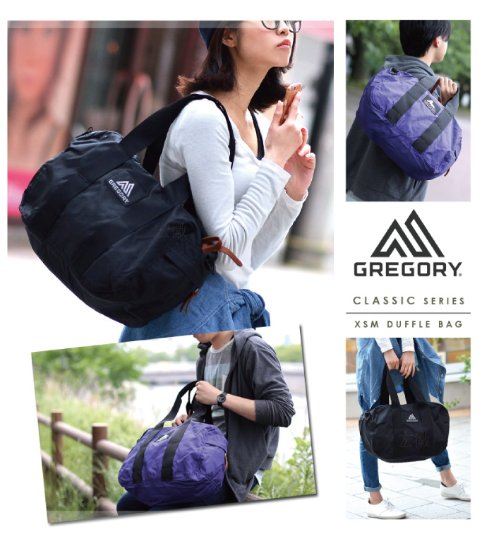 �i���Gregory�jDuffle Bag��t�𶢦��S�]-�g��®�XS-�ӫ~²����5