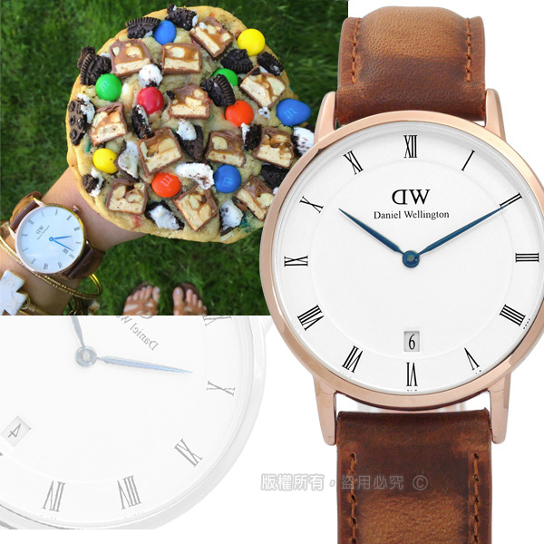 Daniel Wellington/DW00100113/Dapper�u�֤�� ����x�L�@��34mm-�ӫ~²����3