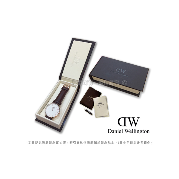 Daniel Wellington/DW00100113/Dapper�u�֤�� ����x�L�@��34mm-�ӫ~²����5