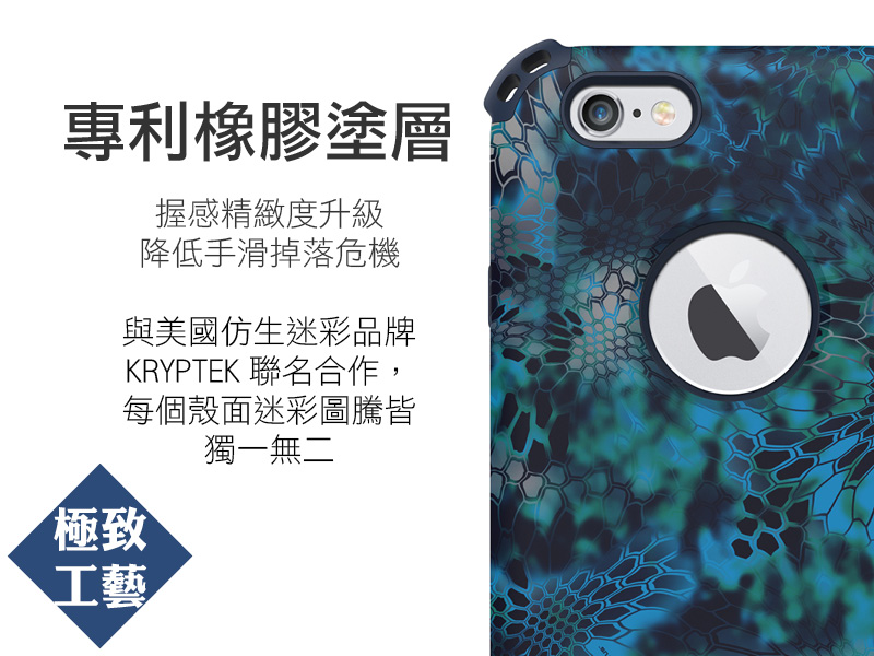 DILEX EP �x�W�ť|�������O�@��for Apple iPhone 6 / 6s(���a����)-�ӫ~²����2