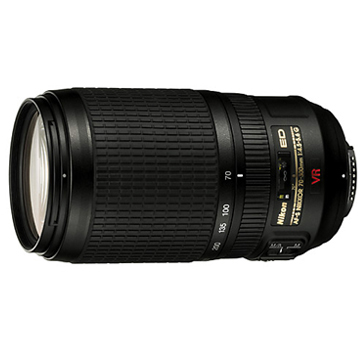 UV鏡組★NIKONAF-S VR 70-300mm f/4.5-5.6G IF-ED 公司貨-商品簡介圖1
