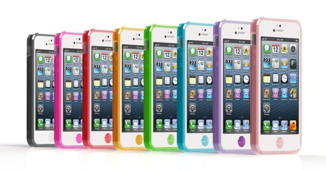 TUNEWEAR SOFTSHELL iPhone SE/5s TPU保護殼(桃粉)-商品簡介圖2