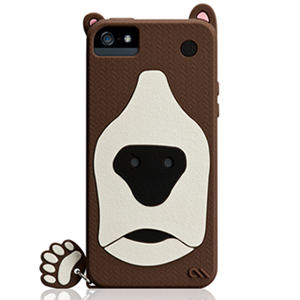 CASE-MATE CREATURE iPhone SE/5S ���骿���O�@��(�Ħ�Ǻ�)-�ӫ~²����1