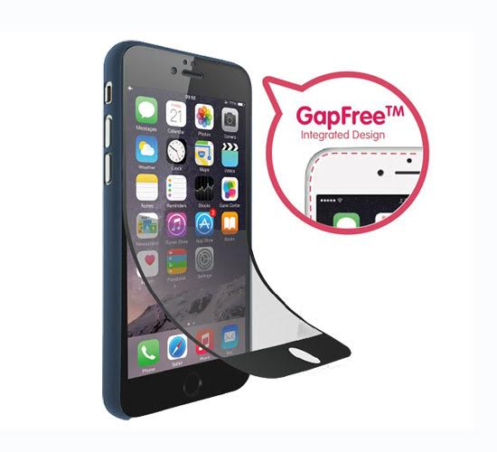 Ozaki O!coat 0.3+Travel Versatile for iPhone6s/6(羅馬(黑灰))-商品簡介圖2