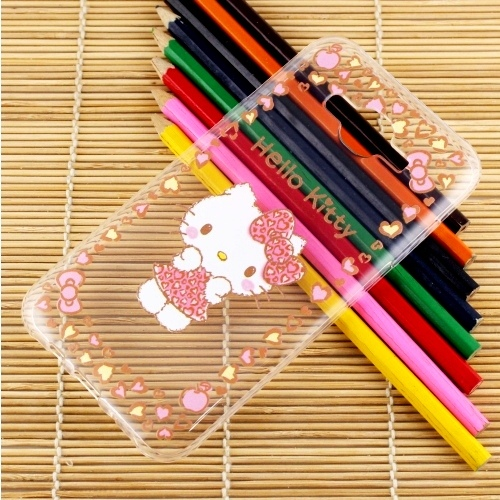 �iHello Kitty�jSamsung Galaxy J7 / SM-J700 ����mø�z��O�@�n(�氮)-�ӫ~²����4
