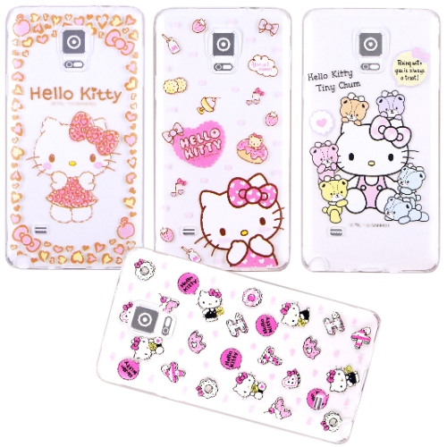 �iHello Kitty�jSamsung Galaxy Note 4 ����mø�z��O�@�n�M(�氮)-�ӫ~²����1