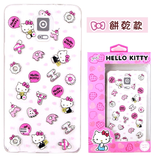 �iHello Kitty�jSamsung Galaxy Note 4 ����mø�z��O�@�n�M(�氮)-�ӫ~²����7