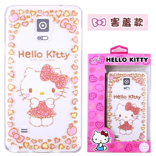 �iHello Kitty�jSamsung Galaxy Note 4 ����mø�z��O�@�n�M(�氮)-�ӫ~²����8