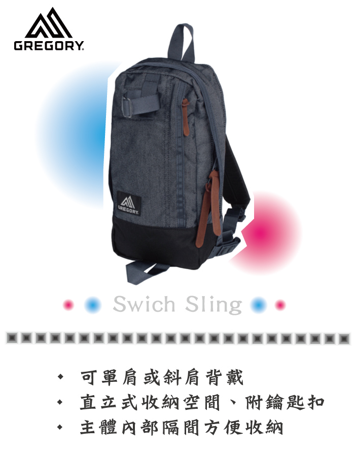 �i���Gregory�jSwitch Sling��t�𶢱תӥ]-�����-�ӫ~²����1