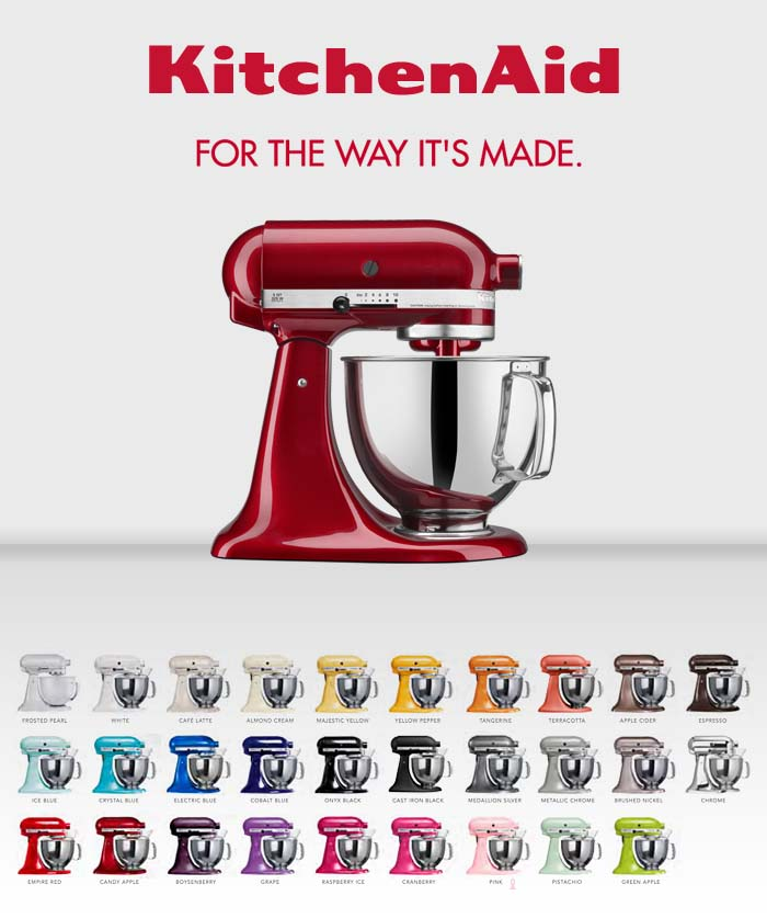 (�����)���KitchenAid 4.73L���Y���ͩվ�(KSM150)(tiffany ��)-�ӫ~²����1