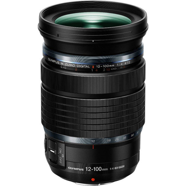 OLYMPUS M.ZUIKO DIGITAL ED 12-100mm F4.0 IS PRO公司貨-商品規格