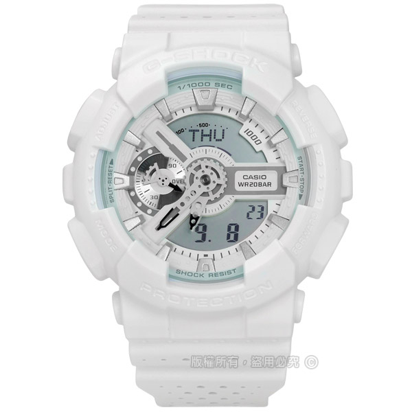 G-SHOCK CASIO/GA-110LP-7A�d��ڹB�ʭ���A�_����q�l�󽦤�� �զ� 51mm-�ӫ~²����1