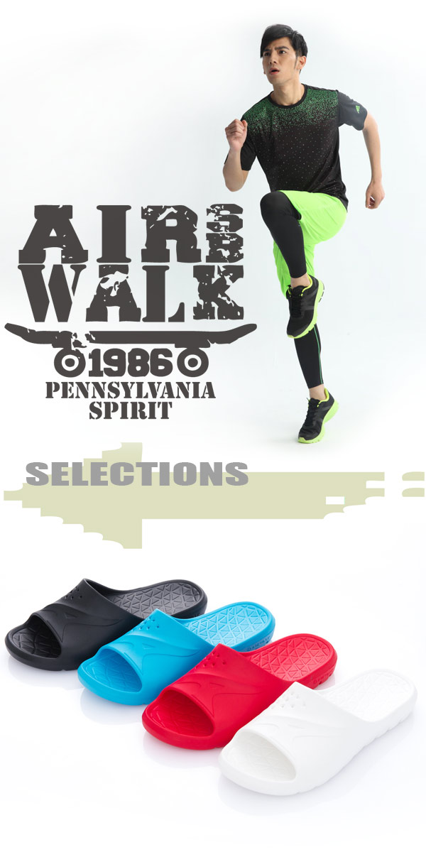AIRWALK - AB�� For your JUMP �W�u�O�������qEVA��c - �y�b��(5)-�ӫ~²����1
