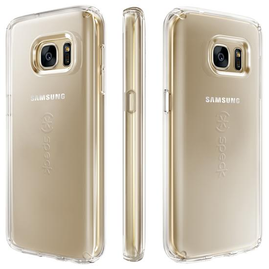Speck CandyShell Clear Samsung Galaxy S7 �z��L�O�@��-�ӫ~²����1