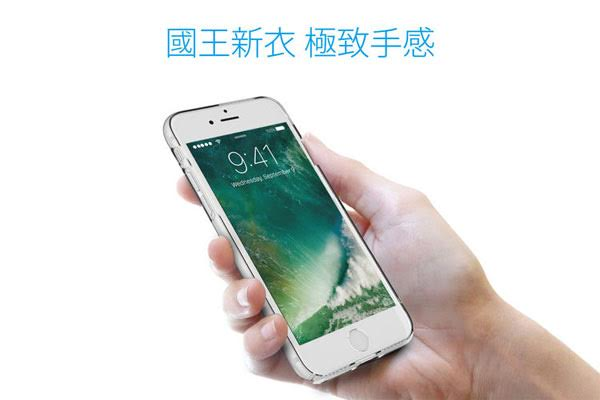 Just Mobile TENC for iPhone 7 自動修復保護殼(透亮)-商品簡介圖5