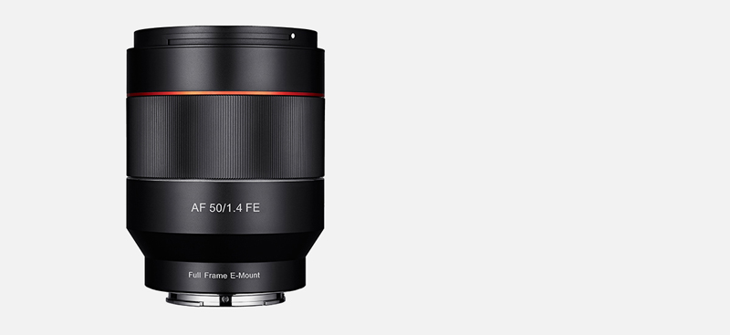 SAMYANG AF 50mm F1.4 FE FOR SONY E-Mount�۰ʹ�J���Y ���q�f-�ӫ~²����1