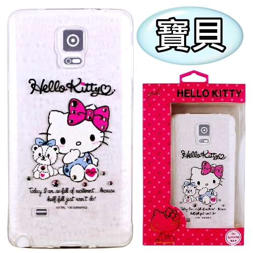 �iHello Kitty�jSamsung Galaxy Note 4 �m�p�z��O�@�n�M(�_��)-�ӫ~²����6