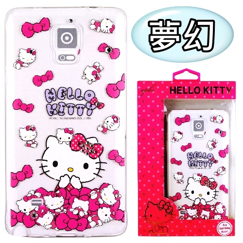 �iHello Kitty�jSamsung Galaxy Note 4 �m�p�z��O�@�n�M(�_��)-�ӫ~²����9