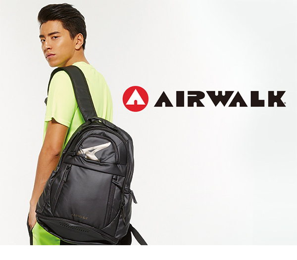 AIRWALK - �����������q���Ƥⴣ ��I�] - �`�Ƕ�-�ӫ~²����1