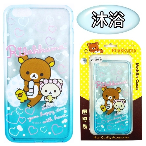Rilakkuma �ԩԺ� iPhone 6S Plus /6Plus �mø���h�O�@�n�M(����A)-�ӫ~²����7