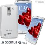 Metal-Slim LG Optimus G PRO 2PC�z��t�C �s���O�@��