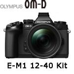 64G原電組★OLYMPUS OM-D E-M1 12-40 Kit組 (公司貨)