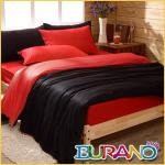 【McQueen】BURANO SUITE《俠士夜魅》特大雙人床包被套四件組