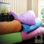 [輕鬆睡-EzTek]薄墊專用吸濕排汗布套(6.7.8) - 單人(粉紅色)