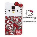 �T�PNOTE4�M�� HELLO KITTY�i�R���ˤ���M(ī�G)