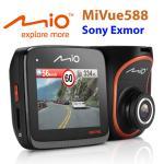 (�|�۬���Mio MiVue 588 Sony Sensor+GPS�j���Xĥ�樮�O��[��16G�d