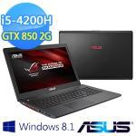 �iASUS�jG56JK i5-4200H 15.6�T GTX850 2G �ԱN�q�v���q