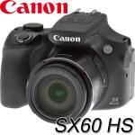 32G全配組★Canon PowerShot SX60 HS(公司貨)