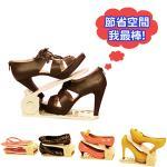 【收納達人】專利4段可調式鞋架(12入)