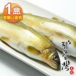 ~那魯灣~宜蘭特選公香魚 1盒^(10尾 1公斤 盒^)