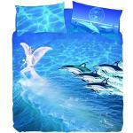 【ENNE】水精靈-雙人四件套床包組