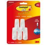 【3M】無痕掛鉤小型掛鉤-獨家包