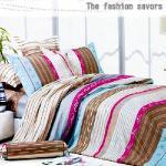 Hua Shin【閒適生活 】雙人鋪棉兩用被套床罩七件組
