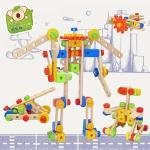 [Woody Toys] ��s�n�쪱�� �����غc�n��BENHO BH3303