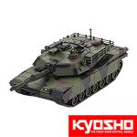 Kyosho - 1/60 M1A2 Abrams Camouflage �㥬���Ԩ� (�g�m��)