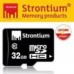 Strontium Basic Micro SDHC 32GB Class 10 �O�Хd
