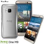 Simply Design HTC M9 高抗刮透明新型保護殼(透明)