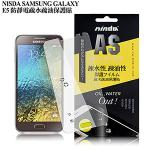 NISDA Samsung GALAXY E5 防靜電疏水疏油保護貼